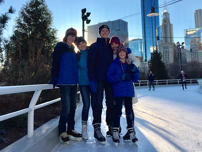 Chicago Christmas Break
