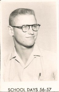 Charles Henry Hilton (1956) - high school picture