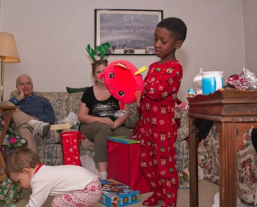 Christmas Eve at Uncle Owen
