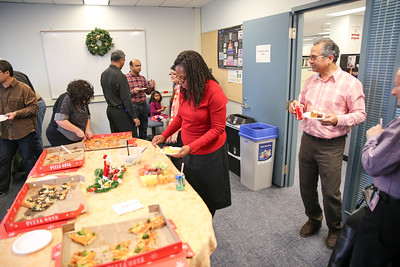 I&T Service Desk Christmas Party