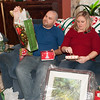 Noah and Amber at Christmas
