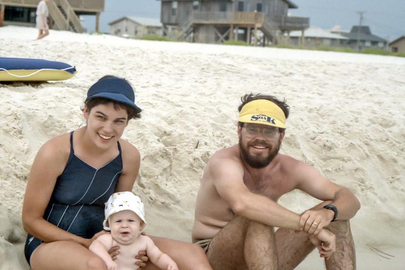 Marsha, Noah and David