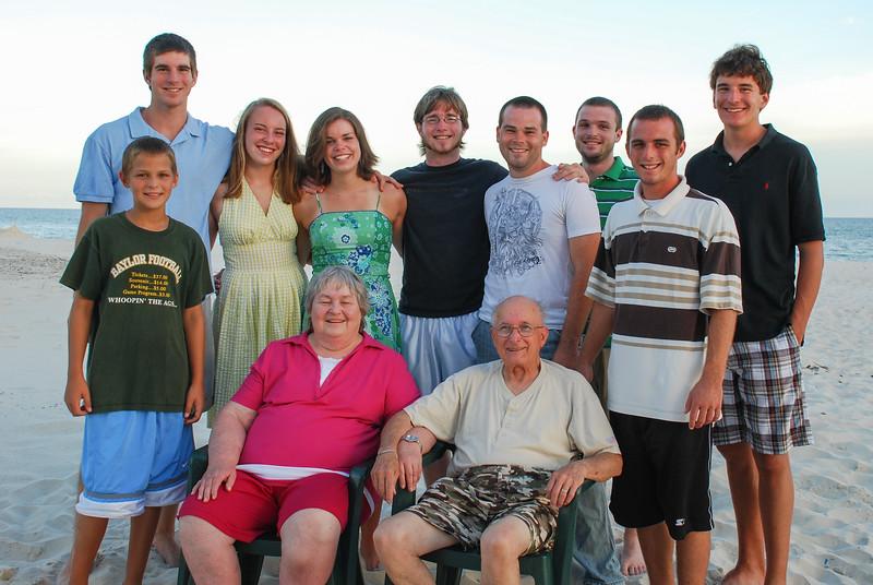 2007 Keeney Beach Reunion