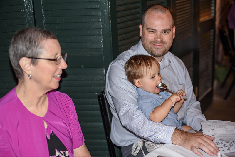 Barb, James and Noah