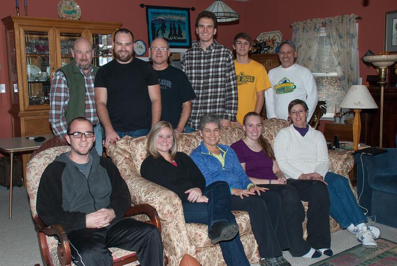 Thanksgiving in Pinson