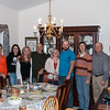Thanksgiving with family in Suwanee
