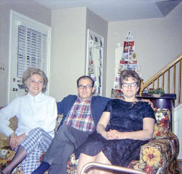 Pat, Lindy and Jane