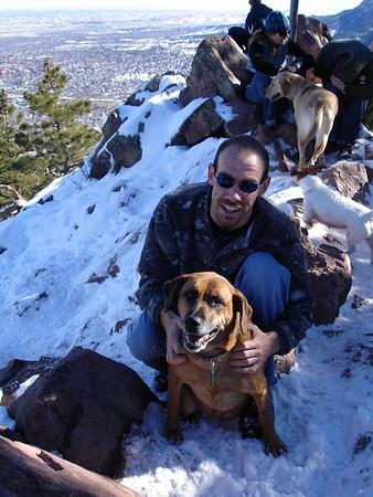 Boulder Hikes