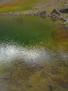 Pond (near Animas Forks, CO)