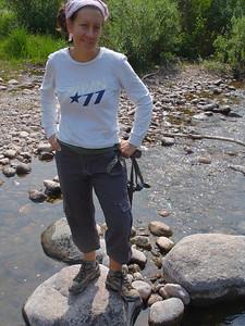 My favorite girl (Gore Creek, Vail, CO)
