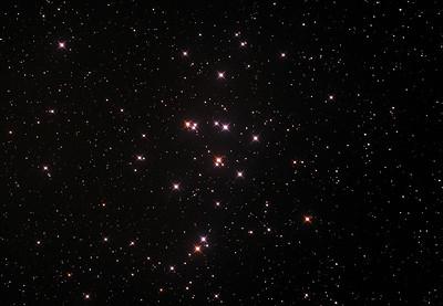 Messier M44 - NGC2632 - Praesepe or Beehive Cluster