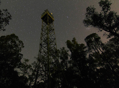 Fire Tower - Perth Observatory