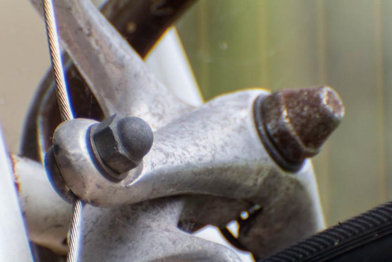 November (Late) Alternate - Rear Brake connection