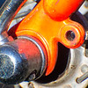 March Alternate - Bicycle Front Quick Release Hub