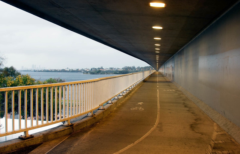 Mt Henry Bridge Walkway
