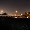 Riverton Bridge at Night
