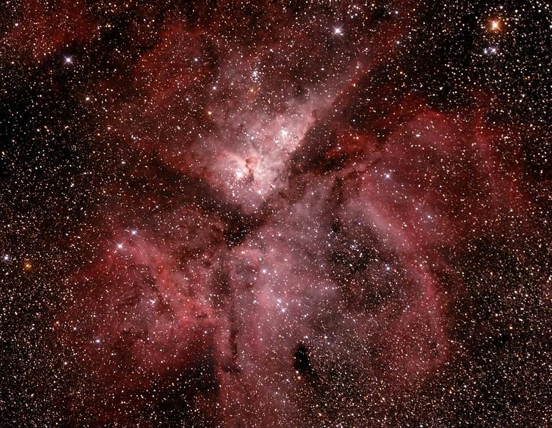 Caldwell 92 Eta Carinae Neblua