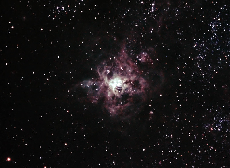 Caldwell 103 - NGC2070 - 30 Doradus - Tarantula Nebula