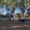 Cinders at Sheldrake Park Exercise equipment