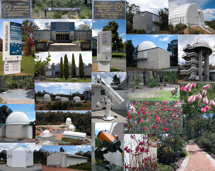 Come Visit Perth Observatory!