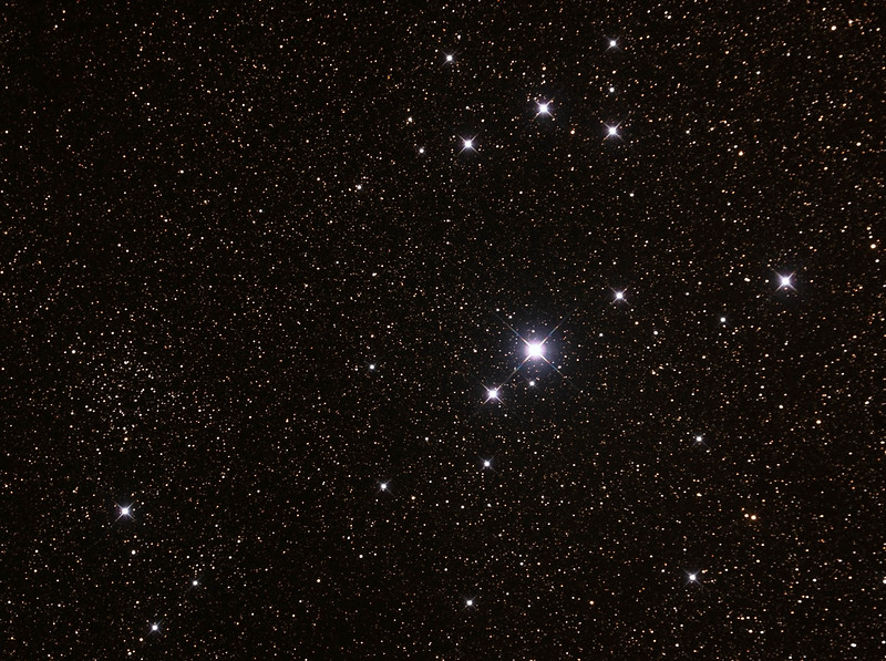 Caldwell 102 - IC2602 - Southern Pleiades or Theta Carina Cluster
