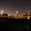Day 16 - Riverton Bridge at Night