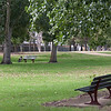 Cinders at Sheldrake Park Benches