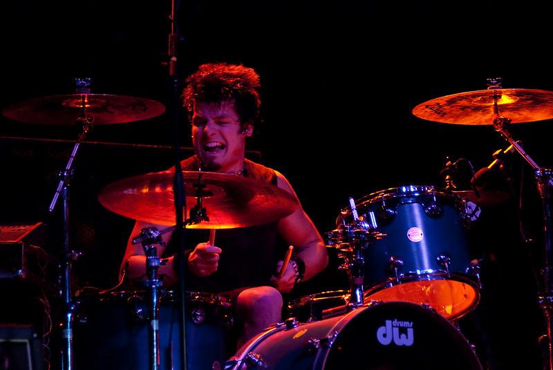 Dan Johnson  - Head  July 2, 2009.  Cornerstone Festival.