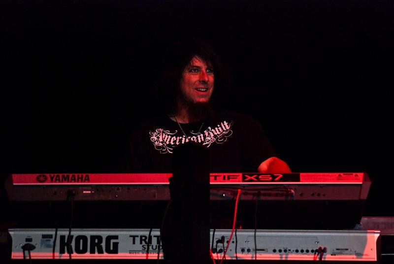 Brian Ruedy  - Head  July 2, 2009.  Cornerstone Festival.
