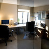 Office panaorama - sorry for the poor stitching (several images were used to make this composite) quality.