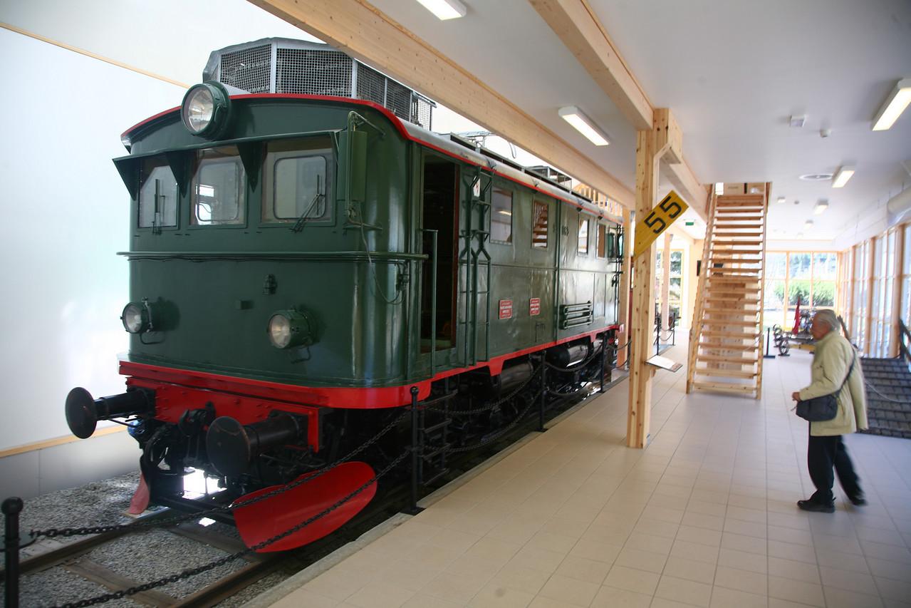One of the original trains