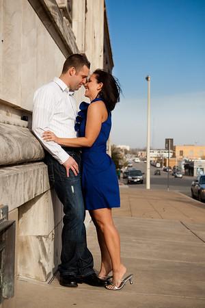 Kayla and Joey Engagement