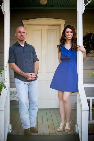 Natalie and Josh Engagements