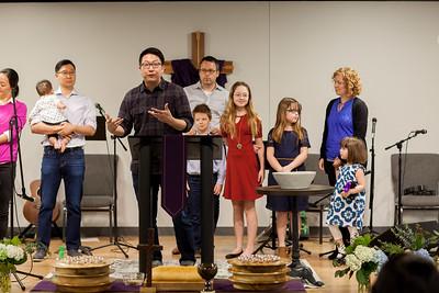 Baptisms 05/02/17
