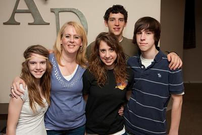 04-09 Crandall Family Photo