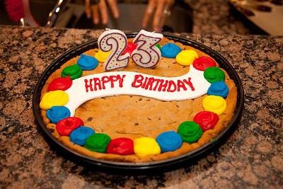 Lance and Allison's 23rd Birthday!