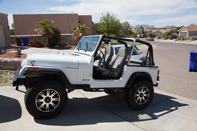 Trent's Jeep