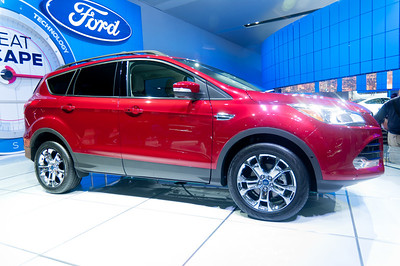 2013 Ford Escape More info here: http://www.automobilemag.com/auto_shows/los_angeles/2011/1111_2013_ford_escape/index.html