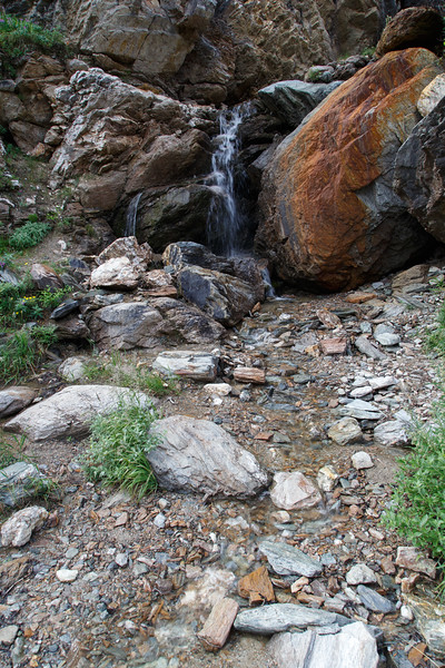 Waterfall, Savage River (off trail)