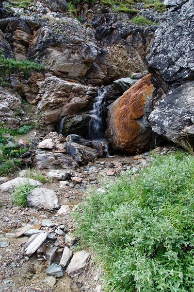 Waterfall, Savage River (off trail)
