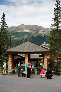 Denali visitor center