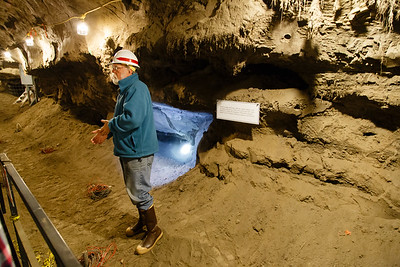 Permafrost Research Tunnel
