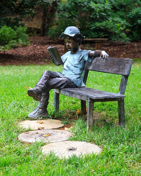 Grandchildren Sculptures