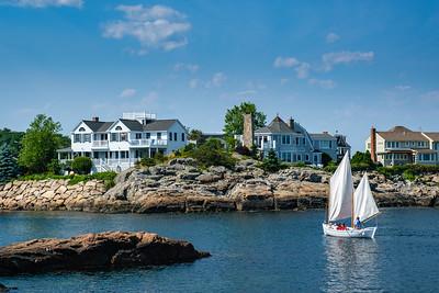 York Maine Jul 2019