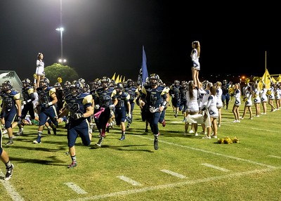 Dos Pueblos High School Football