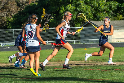 Dos Pueblos High School Junior Lacrosse