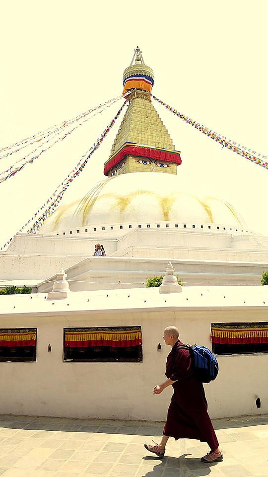 Bhoddinath temple