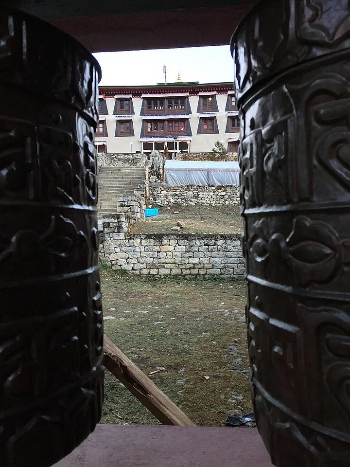 Tengboche Monastry