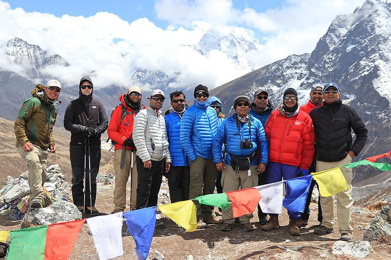 Ram our guide, Matt, Vasan, Senthil, Valliappan, Vasu, Sudheer, Nallappan, Kumar, Odai, Narayanan, Palani