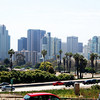 Downtown San Diego, seen from Balboa Park.